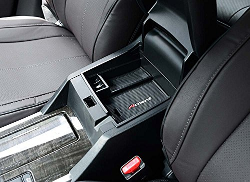 Salusy Car Center Console Armrest Box Glove Box Secondary