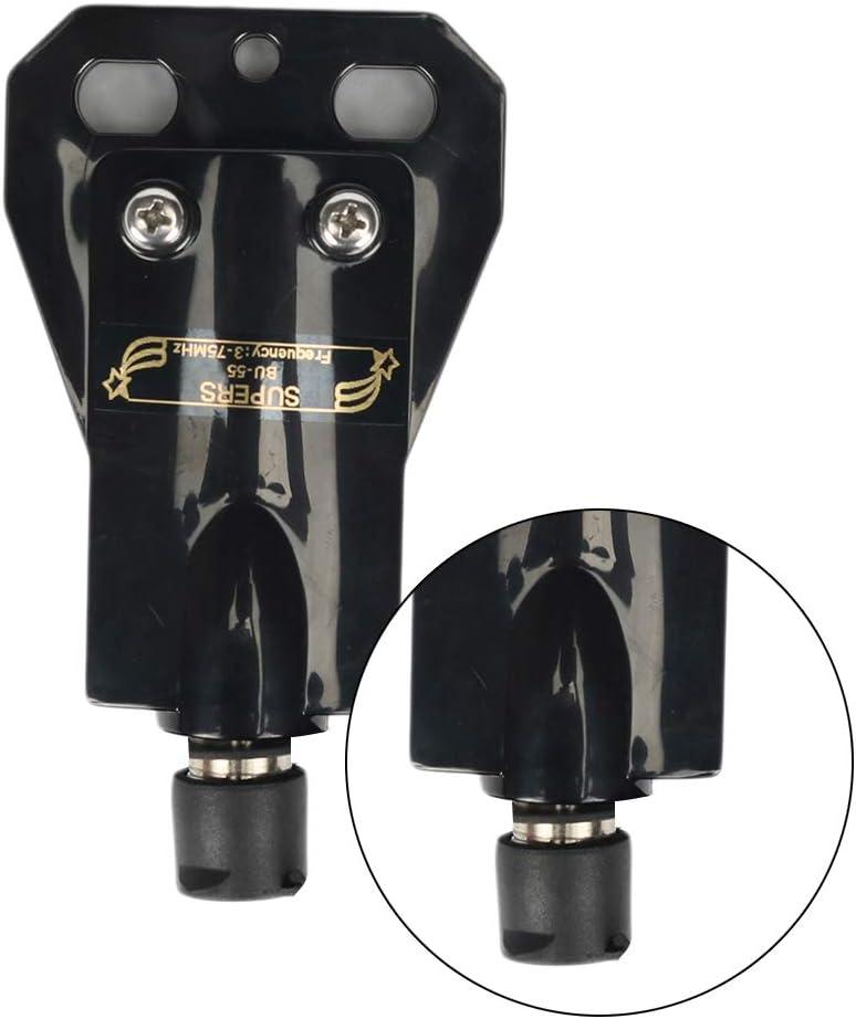 Weilifang para BU55 MJ Conector de Antena MJ BU55 3-75MHz ...