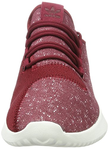 Rouge Homme adidas Tubular Rose Basses Collegiate Burgundy Burgundy Shadow White Collegiate Baskets Crystal qxxgXSwB