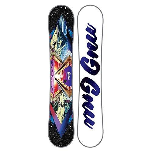 GNU Asym Velvet Gnuru Snowboard ()