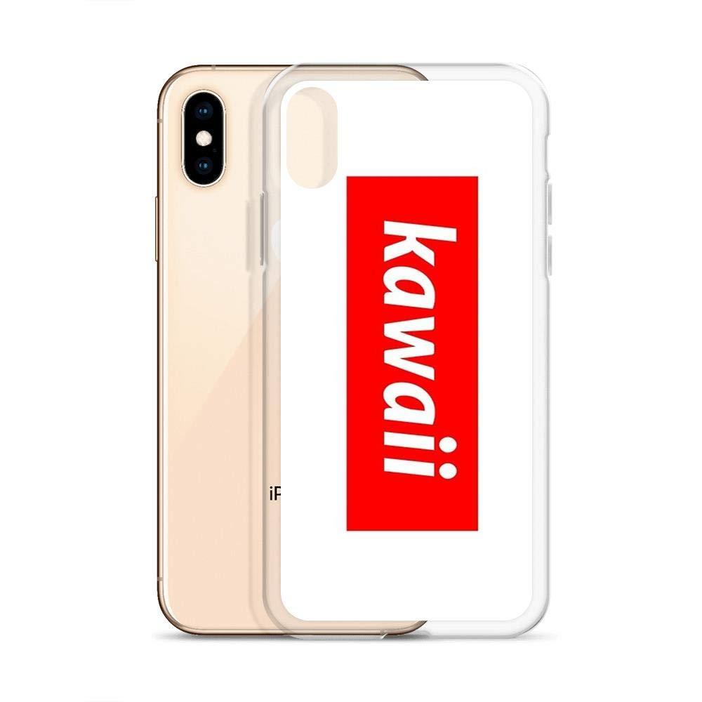 Iphone 8 Case Clear Anti Scratch Kawaii