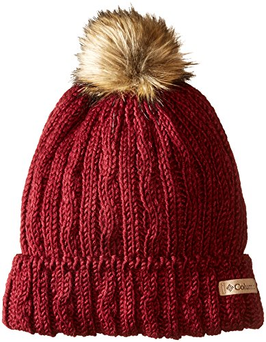 Columbia Women's Catacomb Crest Beanie, Chianti, One Size