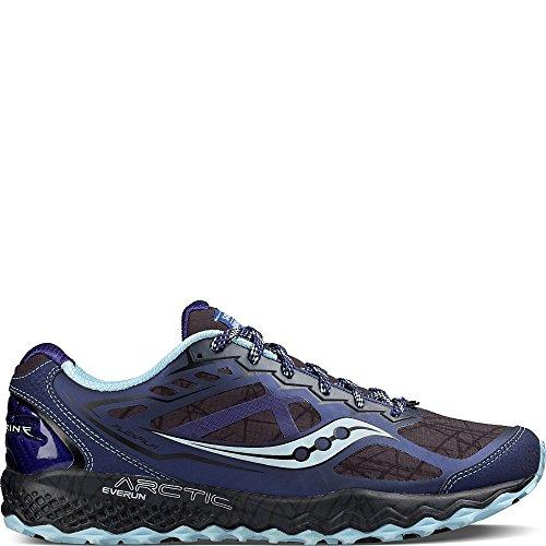 Saucony Peregrine 6 Ice Womens Zapatillas Para Correr - AW16 Azul