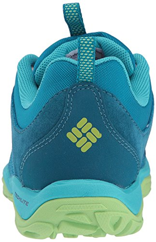 Columbia Venture Damen Textile Türkis Fire WMNS Level Outdoor 942 Sea Valencia Fitnessschuhe 11pnZw