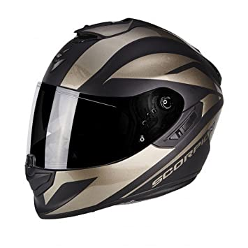 Scorpion 14 – 161 – 213 – 03 Casco Moto exo-1400 Air Freeway II