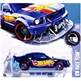 2017 Hot Wheels Super Treasure Hunt - HW Race Team 1/5 - 2005 Ford Mustang