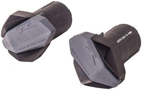 Puig 6380N Set Tampons en Nylon et Un Bouchon en Caoutchouc M10 50 mm