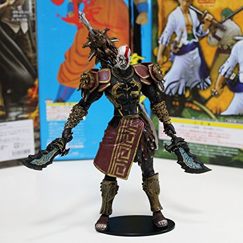 Anime God Of War Brinquedos Action Figure Juguetes Games Toy Kratos Figures Brinquedo Collectible Model Toys