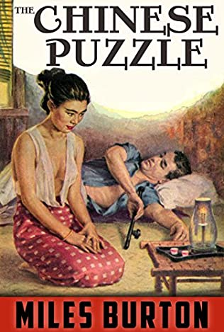 book cover of The Chinese Puzzle