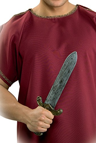 Rubie's Costume Co Roman Small Sword Costume (Plastic Swords Toy)