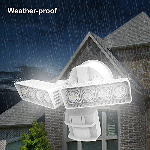 Sansi Led Security Motion Sensor Outdoor Lights 30w 250w