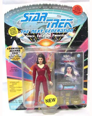 Star Trek The Next Generation - Counselor Deanna (Counselor Troi)