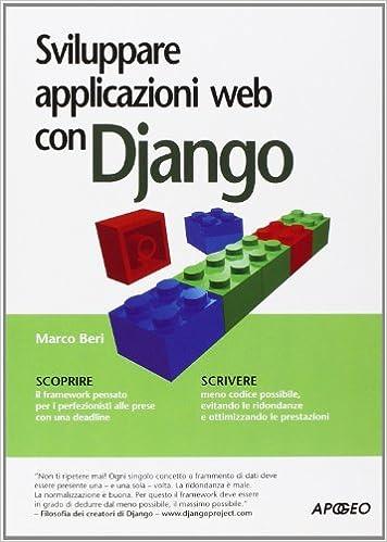 sviluppare applicazioni web con django pdf golkes