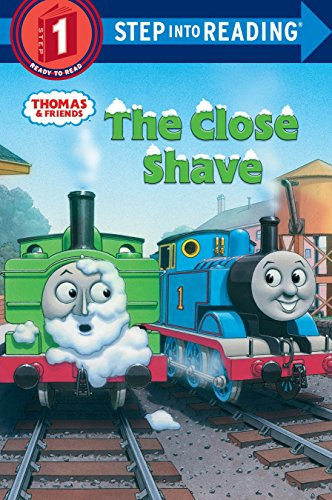 Thomas and Friends: The Close Shave (Thomas & Friends) (Step into Reading)