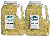 Harmony House Foods, Dried Potatoes, Sliced (32 oz. Gallon Size Jug) - Set of 2