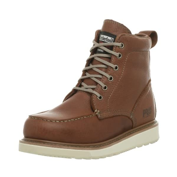 """Timberland PRO Men's Wedge Sole 6"""" Boot 1"""