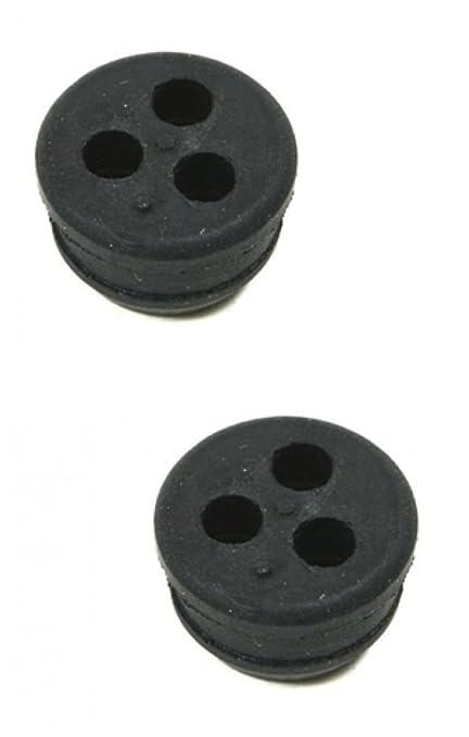 FUEL GAS TANK GROMMETS fits Echo HC152 SHC225 Hedge Clippers PPF225 Pruner 5