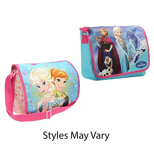 Reines Des Neiges Costume (Disney Frozen Official Messenger Bag)