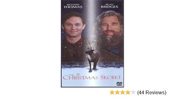 amazoncom the christmas secret dvd 2000 aka flight of the reindeer import richard thomas beau bridges movies tv - The Christmas Secret Dvd