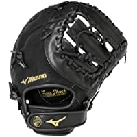 "Mizuno Prospect Series Youth Baseball First Base Mitt 12.5"", Negro"