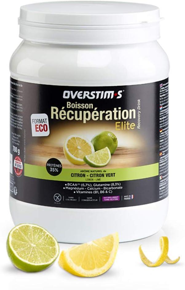 OVERSTIM.s - Botella de recuperación Elite