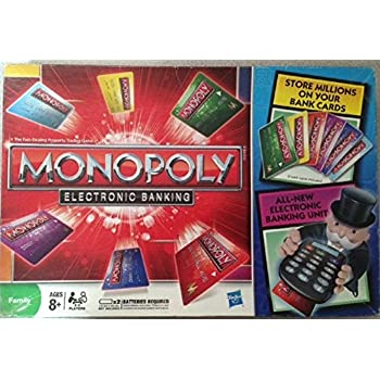 Amazon Monopoly Electronic Banking Toys Games