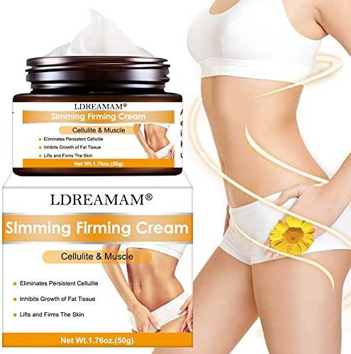 Slim Cream,Hot cream,Slimming firming Cream,Skin Tightening Cream,Break Down Fat Tissue,Tightens & Moisturizes Skin,Body Fat Burning Best Weight Loss Cream and Slimming Cellulite Tightening cream