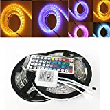LightInTheBox LED Strip Light 5050SMD 16.4ft x2 RGB LED Light Fixture Mirror Decor,Cuttable/Decorative / Self-adhesive 12 V Non-waterproof