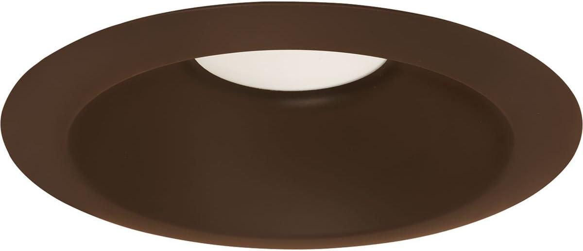 Progress Lighting P8080-20-30K Recessed 4 LED Round Retrofit Antique Bronze