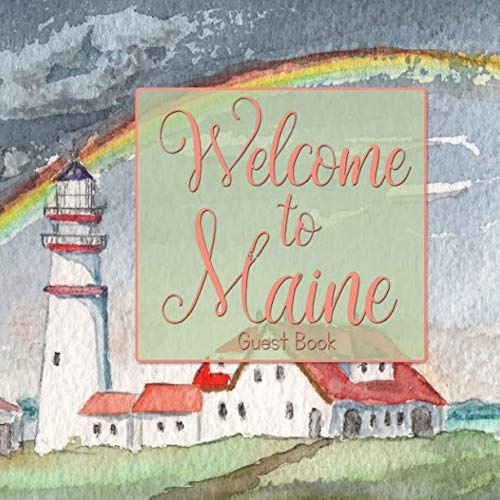 Welcome To Maine Guest Book ()
