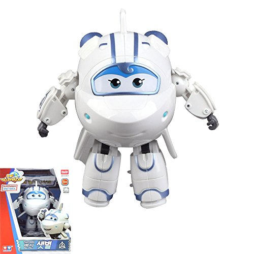Super Wings - Transforming Astra Toy Figure | Spaceship | Bot | 5