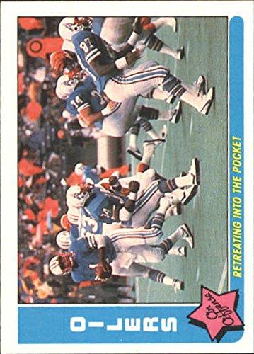 1985 Fleer Team Action #28 Houston Oilers - NM-MT 28 Houston Oilers
