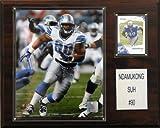 NFL Ndamukong Suh Detroit Lions Player Plaque