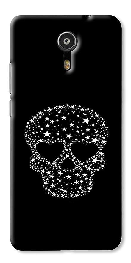new concept 25ef0 ea9fb Yu Yureka Black Back Cover,Digiprints Printed Silicon: Amazon.in ...