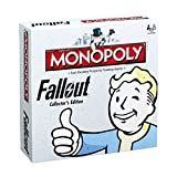 Winning Moves Fallout Monopoly Board Game
