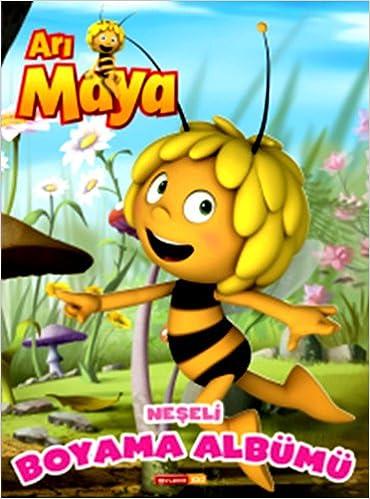 Ari Maya Neseli Boyama Albumu Kolektif 9786050914320 Amazon Com