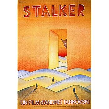 Amazon.com: Stalker Póster Ruso 11 x 17 Aleksandr ...