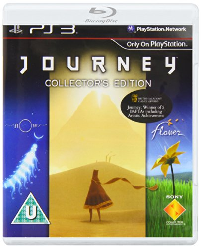 Journey Collectors Edition (PS3) (UK (Ps3 Journey Collectors Edition)