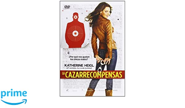 Amazon.com: La Cazarrecompensas (Import Movie) (European Format - Zone 2) (2012) Katherine Heigl; Julia Ann Robinson: Movies & TV