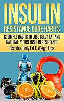 Insulin Resistance Cure Habits Naturally ebook product image