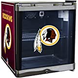 Glaros Officially Licensed NFL Beverage Center / Refrigerator - Washington Redskins