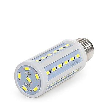 Greenice | Bombilla de LEDs E27 12V Ac/Dc 5050SMD 8W 640Lm 30.000H |