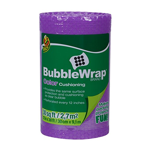 duck-brand-bubble-wrap-color-cushioning-12-inches-wide-x-30-feet-long-single-roll-purple-281891