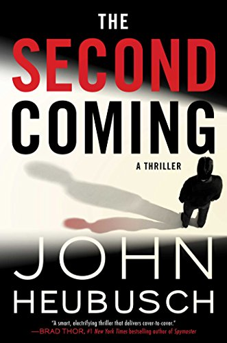 The Second Coming: A Thriller (The Shroud Series Book 2)