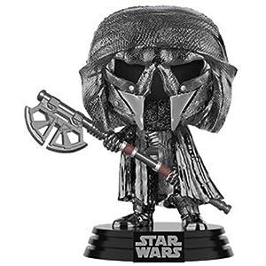 Funko Pop! Star Wars: Rise of The Skywalker – Knights of Ren Axe (Hematite Chrome)