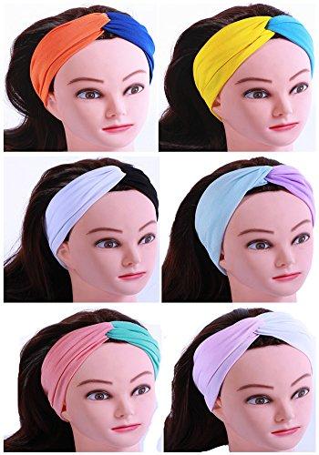Qandsweet Headband Sports Workout Elastic product image