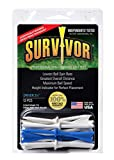 Greenkeepers Survivor Golf Driver Tee, 3 1/4""