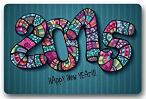 Outlet-Seller Custom Welcome to 2015 Doormat