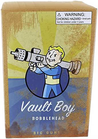 Vault Boy 101 Bobbleheads Series 3 - Big Guns
