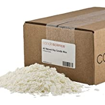 CandleScience All Natural Soy Candle Wax, 5 lb